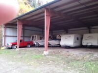 RV, Boats and car storage undercover, 250-962-7570