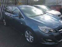 2014 Vauxhall Astra 1.6 16V SRi Sports Tourer 5dr Estate Petrol Automatic