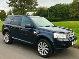 image for 2011 Land Rover Freelander 2.2 SD4 HSE 5dr Auto ESTATE Diesel Automatic