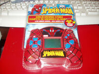 "Spider-Man ""Goblin Grenade Storm""..Handheld LCD Electronic Game"