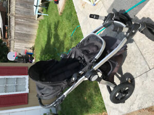 Baby jogger city select- great condition