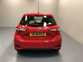 2018 Toyota Yaris 1.5 VVT-i Icon 5dr HATCHBACK Petrol Manual
