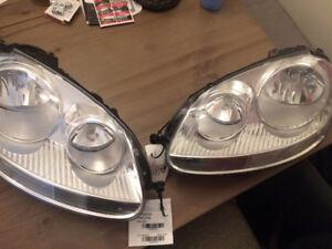 2008 Volkswagen Jetta / golf headlights.