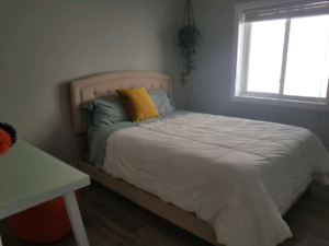 Private Bathroom Room Rental,Furnished,ALL INCLUSIVE!