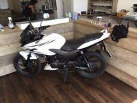 Honda cbf 125 2014 mint condition