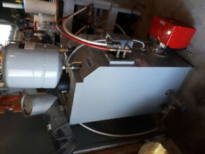 2002 oil furnace, hot water