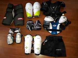 Équipement de ringuette ou hockey
