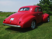 Street Rod - Buick Special Coupe - 1939