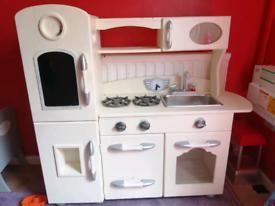 Wooden Toy Kitchen **Please read**