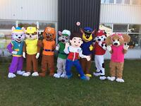 Mascotte,Mascot,Animteur,Fête,Événement,CPe,Garderie,Festival