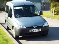 Vauxhall Combo Tour 1.3 CDTI Diesel Auto Wheelchair accessible vehicle WAV