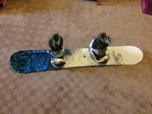 New Roxy snow board and boots