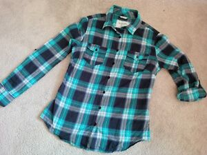 2 Aeropostale Signature  plaid shirts