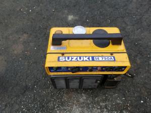 REDUCED. Generator