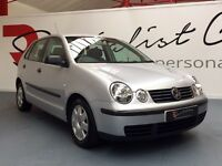 VW Polo 1.4 Twist 5dr ONLY 43000 MLS [1 OWNER / FULL VW SERVICE HISTORY / STUNNING EXAMPLE]