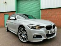2013 (13) BMW 320d (184bhp) ( s/s ) Touring Auto M Sport 67,000 MILES IMMACULATE