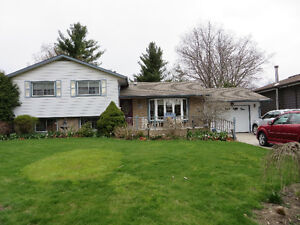 $438,750.00 Large split level home in sought-after neighbourhood