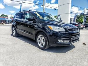 Ford Escape SE AWD ** Cuir+GPS ** 2014