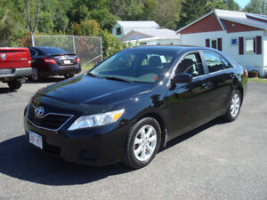 2011 Toyota Camry LE - 2.4L 4cyl Auto - New MVI - Nice!!