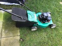 Briggs and Stratton self-propelled lawnmower