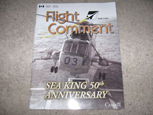 Flight Comment Magazine Issue 1-Like new