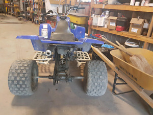 2002 Yamaha banshee 2stroke 350cc 'all rebuilt