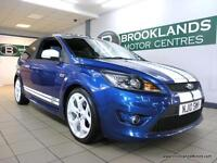 Ford Focus 2.5 ST-2 [3X FORD SERVICES, SUNROOF, DAB RADIO and RACING STRIPES]