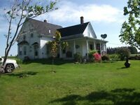 FARMHOUSE FOR SALE-DUNDAS-POTENTIAL B&B