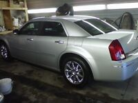2007 Chrysler 300 Limited-Series Leather Sedan