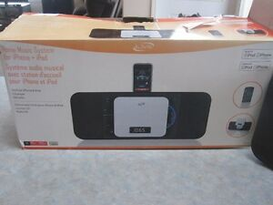 Home Music System for Iphone and iPod