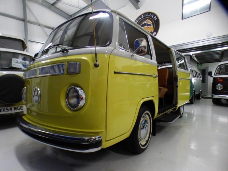 100 Electric Vw Microbus Clic Rhd Camper Type 2 Ev Volkswagen
