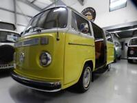 100% ELECTRIC VW MICROBUS CLASSIC RHD, CAMPER, TYPE 2 EV VOLKSWAGEN