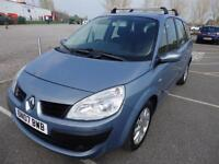 Renault Grand Scenic 2.0 VVT ( 136bhp ) auto Dynamique ONLY 65000 MILES