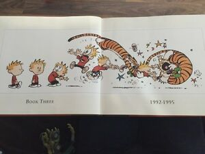 Calvin and Hobbes book 3 Cambridge Kitchener Area image 4