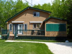 Hillside Beach, Manitoba Cabin For Rent