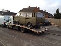 Classic retro cars & vans wanted