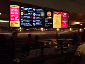 Point of Sale System / Digital Menu Board Kitchener / Waterloo Kitchener Area image 6