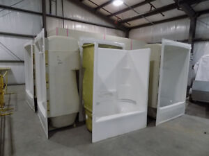 Bath Tub Enclosures $ 400 & $ 275 Call 727-5344