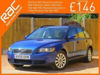 2005 Volvo V50 2.0D Turbo Diesel S 6 Speed Estate Same Family Owner From New, On