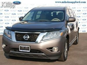 2013 Nissan Pathfinder SV - AWD - LEATHER - REMOTE START - CAM