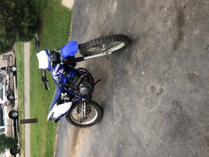 2005 Yamaha ttr230  with ownership