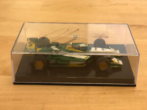 Paul Tracy Autographed 1:43 Diecast Model Car