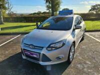 2013 Ford Focus 1.6 TDCi Zetec 5dr Hatchback Diesel Manual