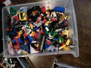 Lots and lots of LEGO!!!!!!!!