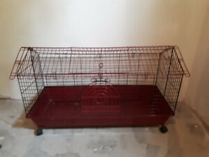 Cage for small rabbit/Guinea pig