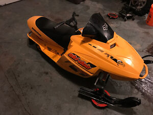 2003 Ski Doo Mini Z Rev