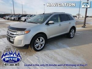 Ford Edge Limited Navigation Heated Seats