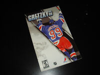 PLAYSTATION 2-NHL GRETZKY 06 (MANUEL SEUL./MANUAL ONLY)