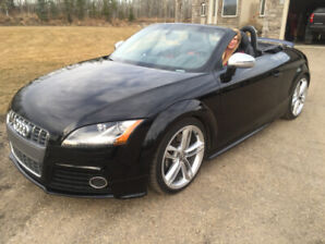 2010 Audi TT-S convertible 7sp auto AWD limited edition