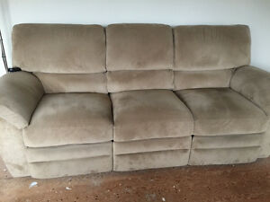 Lazy Boy sofa & loveseat